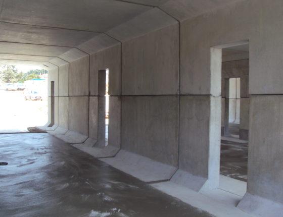 Galerie technique a Aubagne