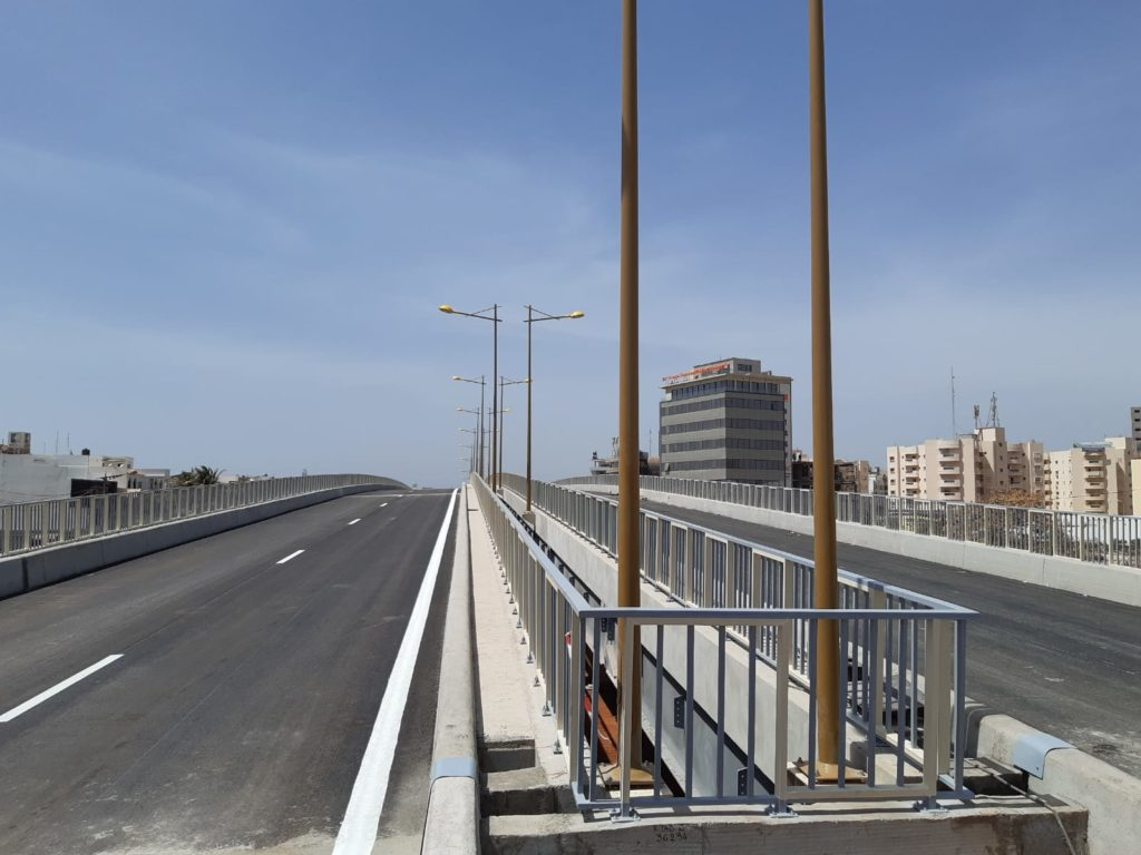Puente a Dakar